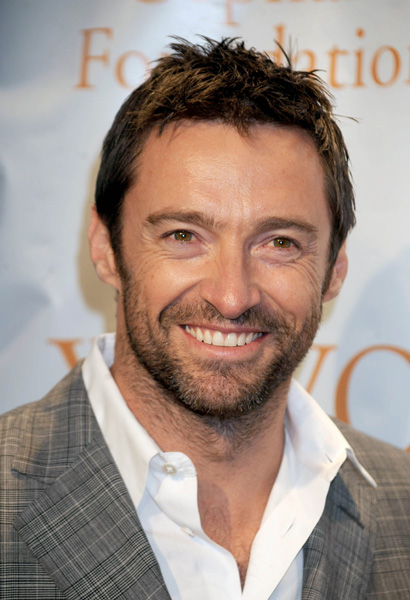 Hugh Jackman at the Worldwide Orphans Foundation Sixth Annual Benefit Gala Hosted By Heidi Klum and Seal at Cipriani Wall St. in New York City. November 1, 2010.