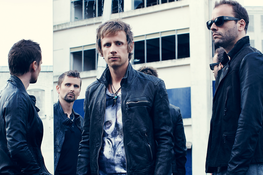 Muse want new track 'Supremacy' to be James Bond 'Skyfall