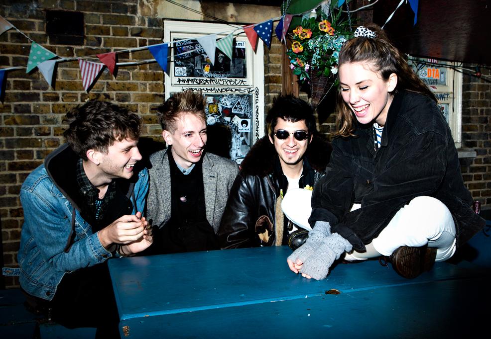 Photo: Matt Salacuse/NME