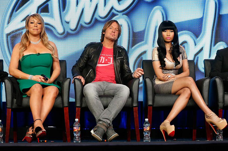 Nicki Minaj And Mariah Carey Make Up By Viewing Minaj S