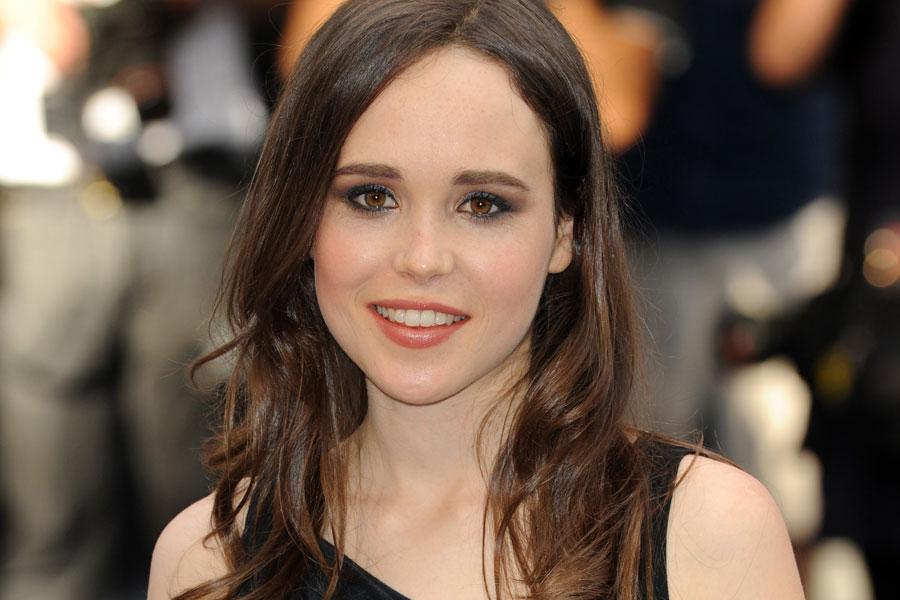 X-Men stars Ellen Page, Anna Paquin and Shawn Ashmore to ... Ellen Page Instagram