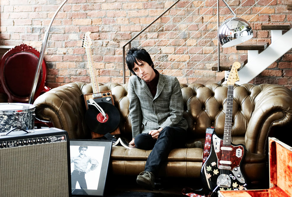 Johnny Marr The Making Of A Godlike Genius Nme