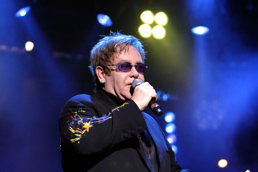 Elton John: 'I'm not writing pop songs to compete with JLS