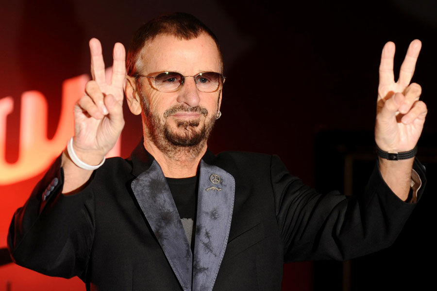 Ringo Starr: Soundtrack Of My Life