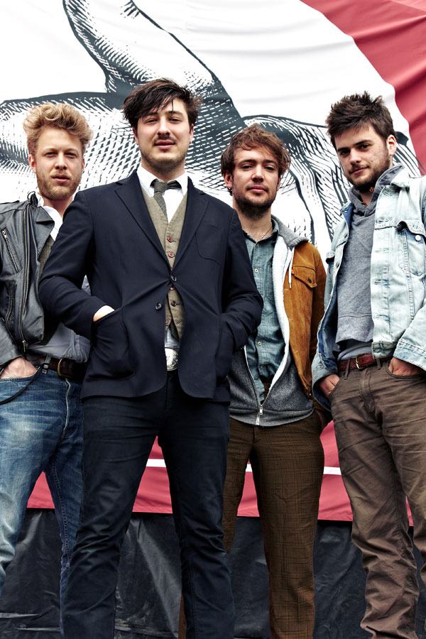 Mumford Amp Sons To Go Electronic On Next Album Nme