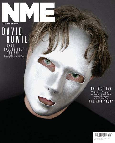 DAVID BOWIE NME EBOOK