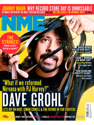 2013NMECoverDon'tMissGrohl200313