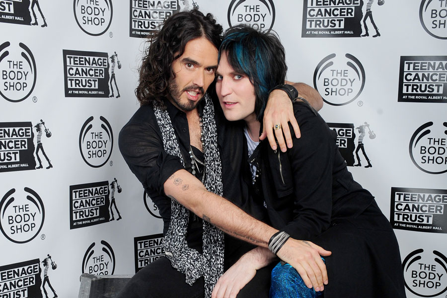 russell brand today show