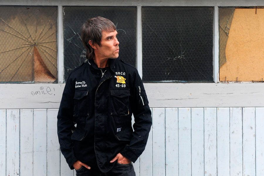The Stone Roses' Ian Brown launches scholarship and bursary fund