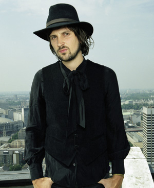 Kasabian's Serge Pizzorno on new album: 'I want to put rock 'n' roll to the sword'