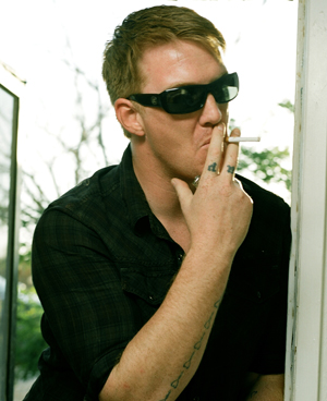 Josh Homme: 'Alex Turner is one of the most talented songwriters out there'