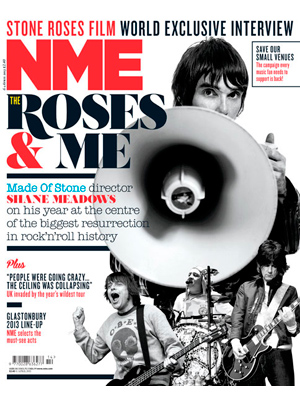 Shane Meadows: 'When The Stone Roses fell out in Amsterdam it made me physically sick'