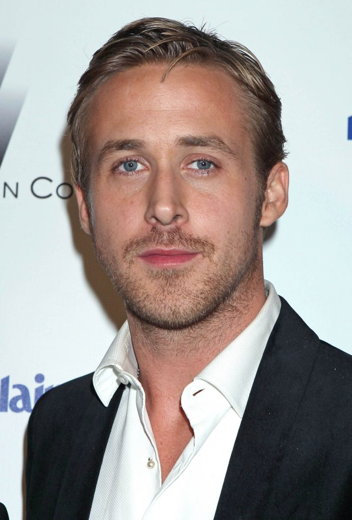 Ryan Gosling at the Weinstein Company and Relativity Media's Golden Globes After Party in Beverly Hills, California