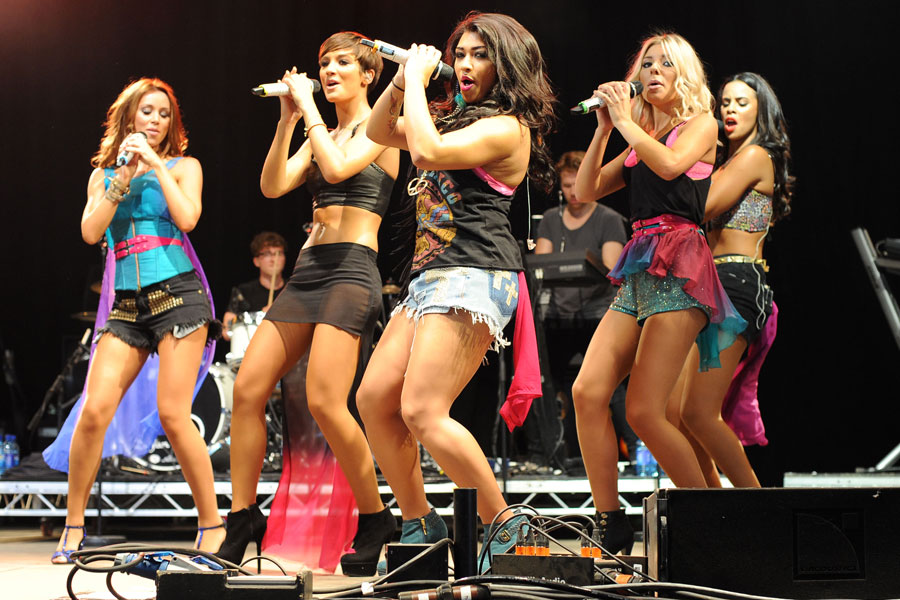 The Beach Boys to perform alongside JLS and The Saturdays at