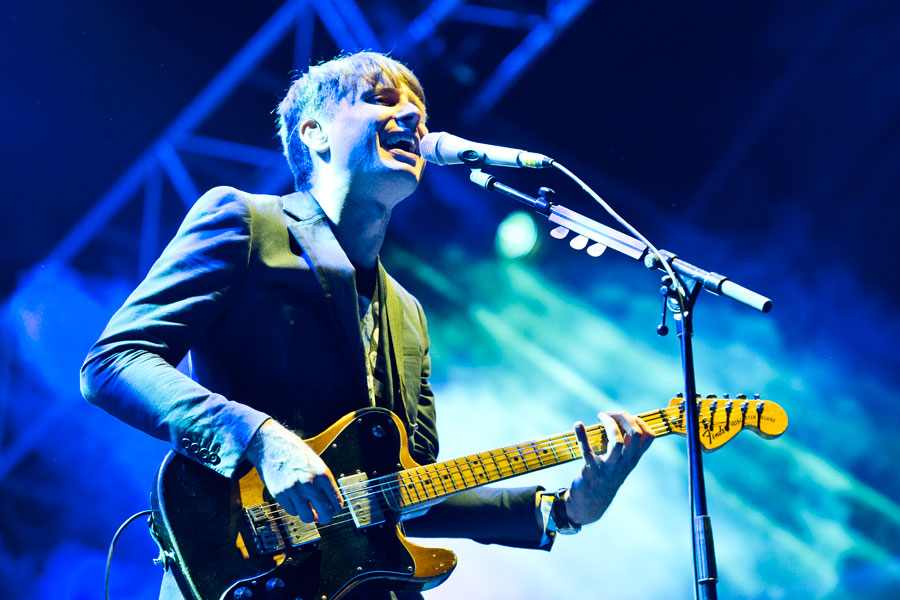 Franz Ferdinand and Red Hot Chili Peppers voice support for