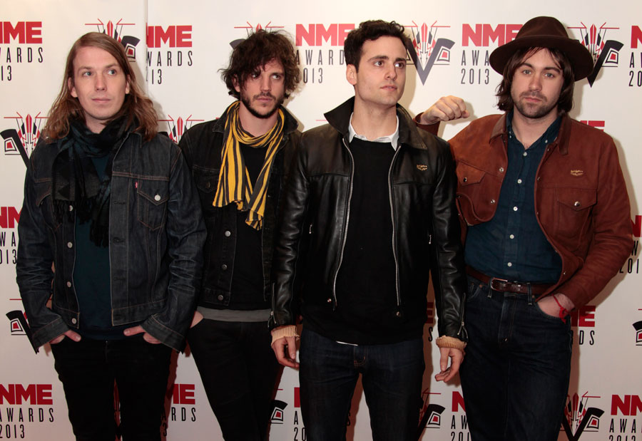 The Vaccines To Release Ep Of New Songs Nme