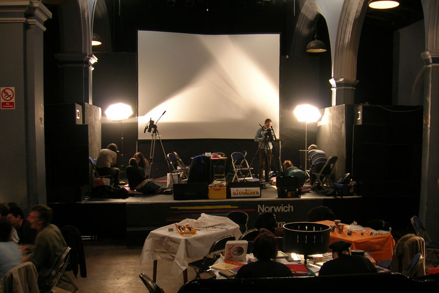 Britain S Best Small Venue Shortlist Norwich Arts Centre