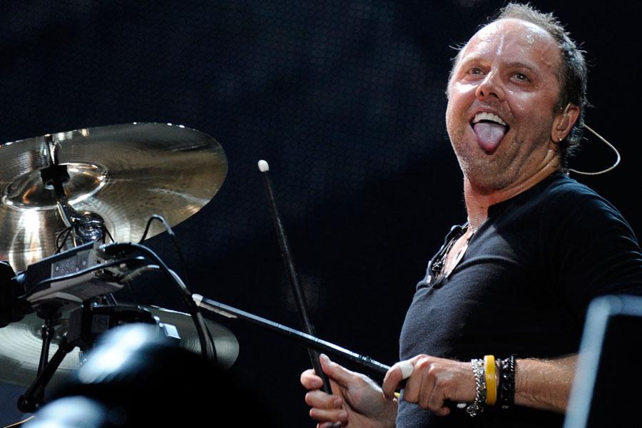 Metallica's Lars Ulrich: 'Arctic Monkeys are a heavy metal