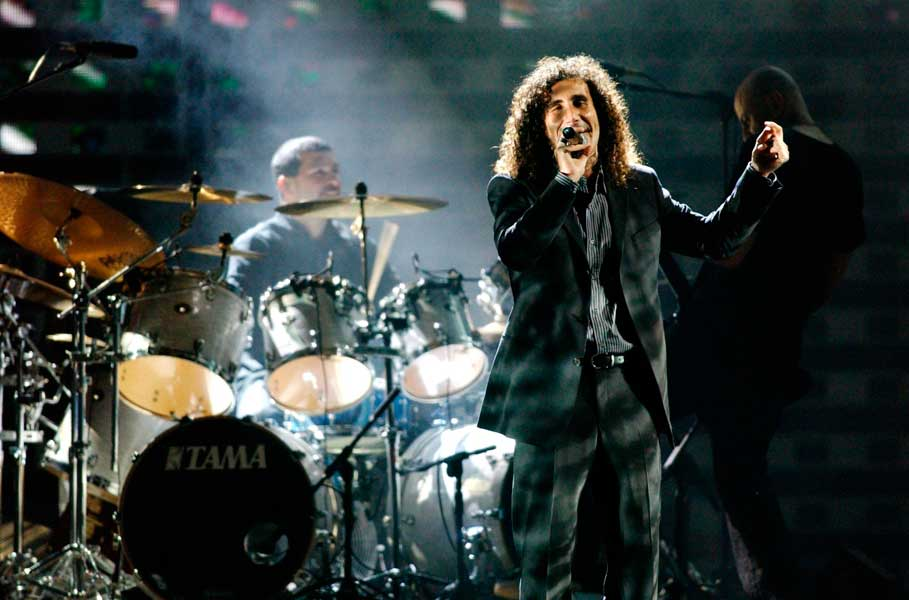 System Of A Down Bassist Asks Fans If They Should Replace