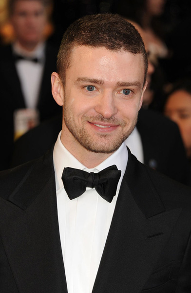 Justin Timberlake attends the 83rd Annual Academy Awards held at the Kodak Theater in Hollywood, CA on Sunday, February 27, 2010.