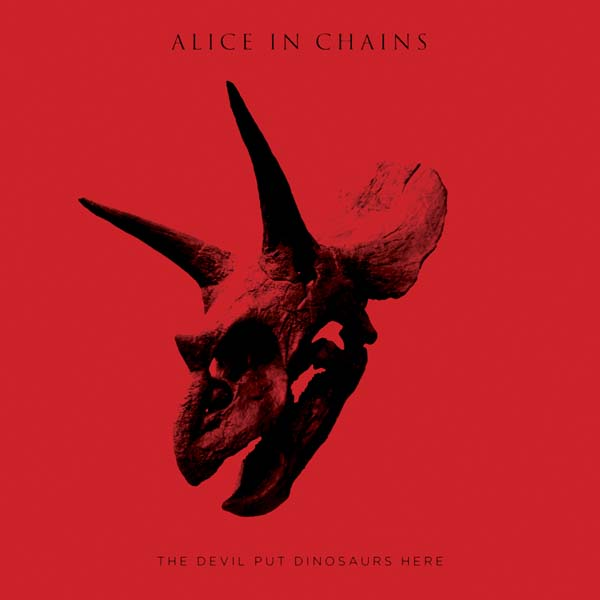 Alice In Chains The Devil Put Dinosaurs Here Nme