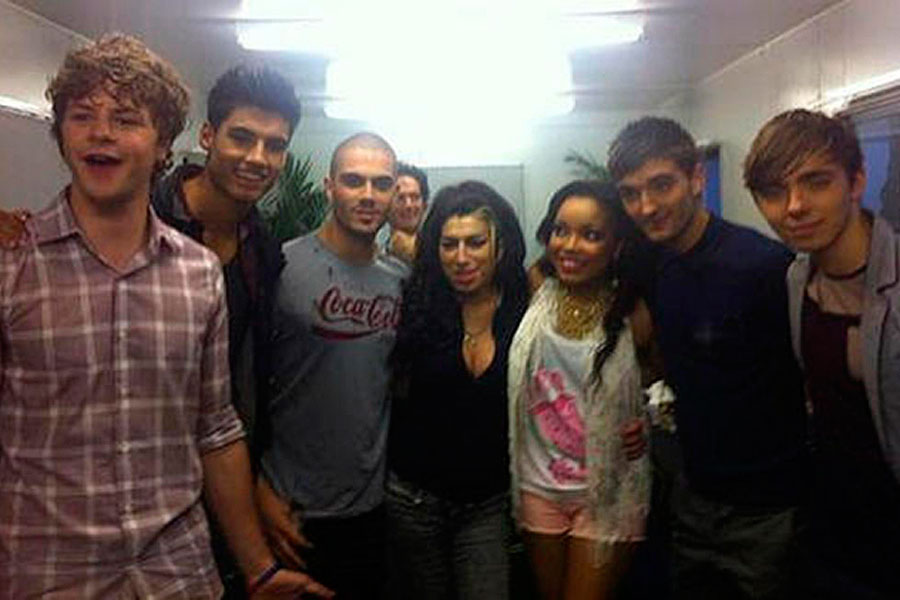 The Wanted Claim To Be The Last Band To Have Their Picture