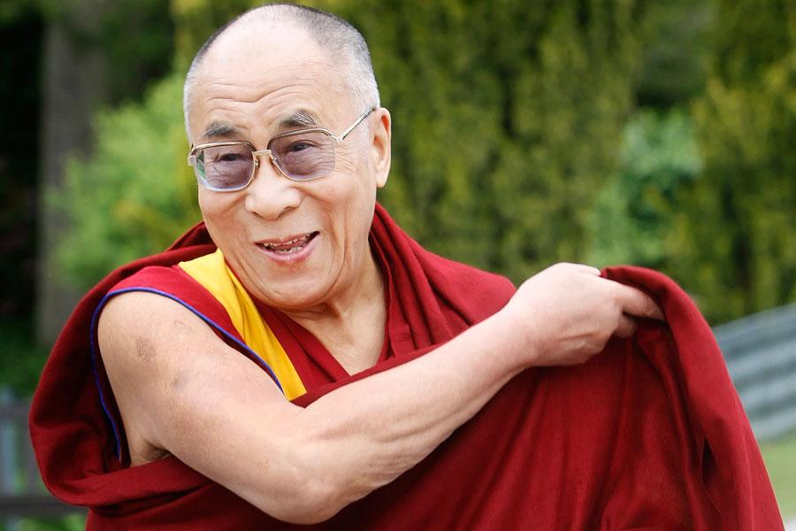 Dalai Lama's Tibetan Monks to perform at Glastonbury - NME