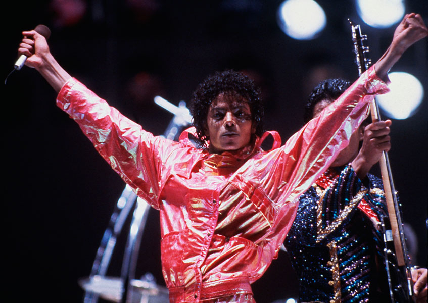 Michael Jackson said to have set record for longest period