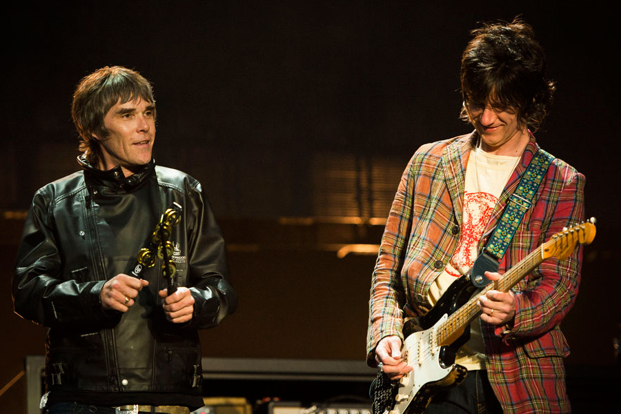 John Squire confirms The Stone Roses have 'a few new songs'