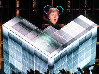 Paul McCartney Goes EDM, End Times Imminent Etc.