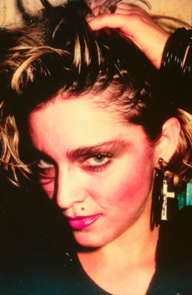 Madonna fuck you again