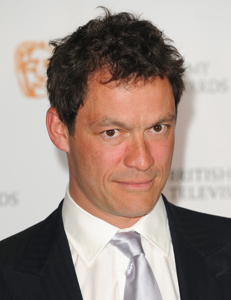 Dominic West at the British Academy Television Awards at the Royal Festival Hall in central London.