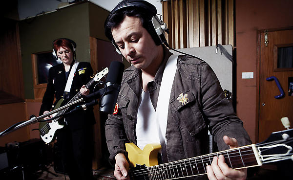 Manic Street Preachers take legal action against English Defence League