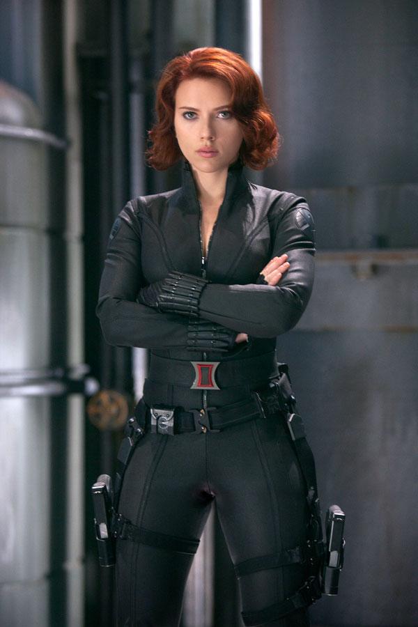 Scarlett Johansson's Black Widow is a 'huge part' of 'The