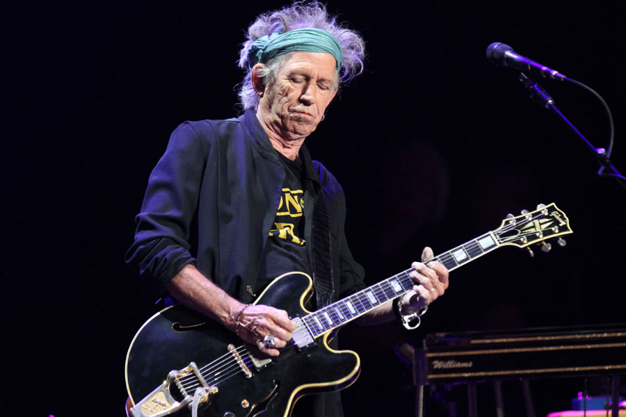 Keith Richards on The Rolling Stones' Hyde Park show: 'It's a full circle being drawn'