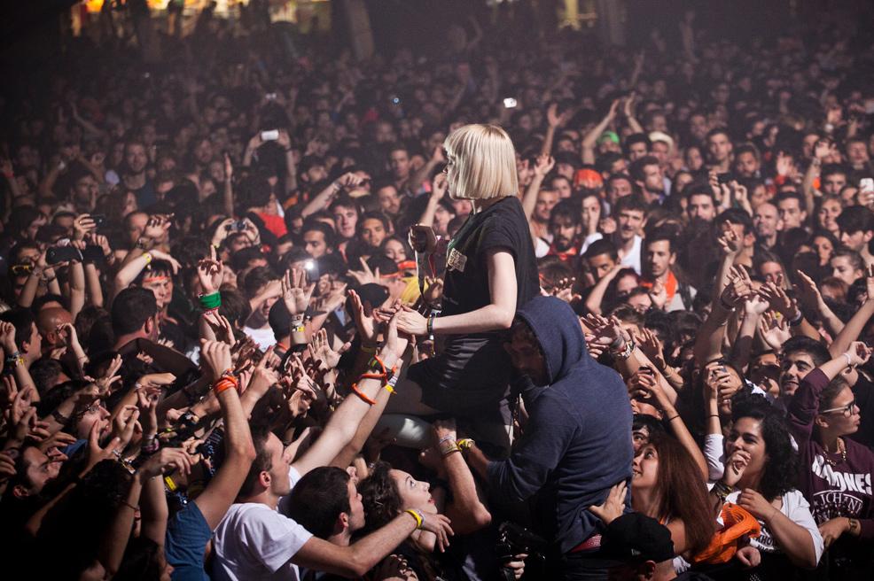 Photo: Tom Martin/NME