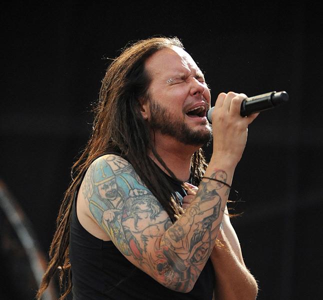 Korn announce full tracklisting for new album 'The Paradigm