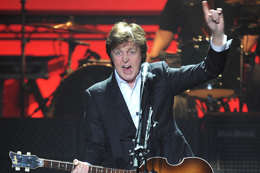 Paul McCartney Ringo Starr Was Robbed Of A Knighthood By Bruce Forsyth