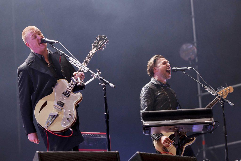 Image ©Richard Johnson/ NME/ IPC Media 2012