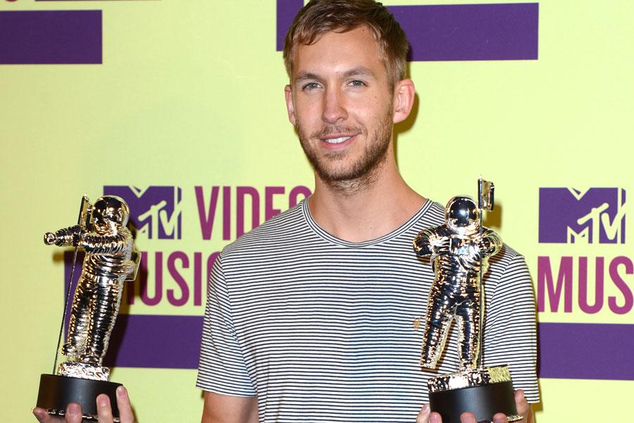 Calvin Harris breaks chart records with nine Top 10 singles