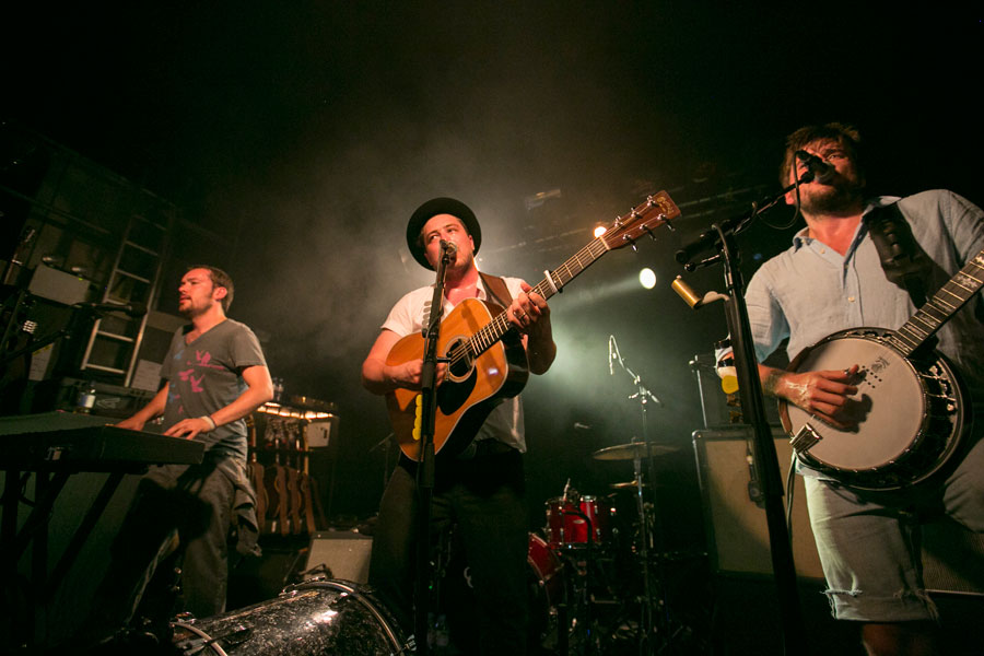 Mumford & Sons: 'We're not the first band who went to public school'