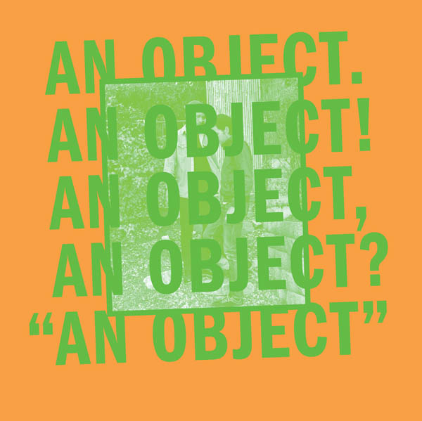 No Age – 'An Object'