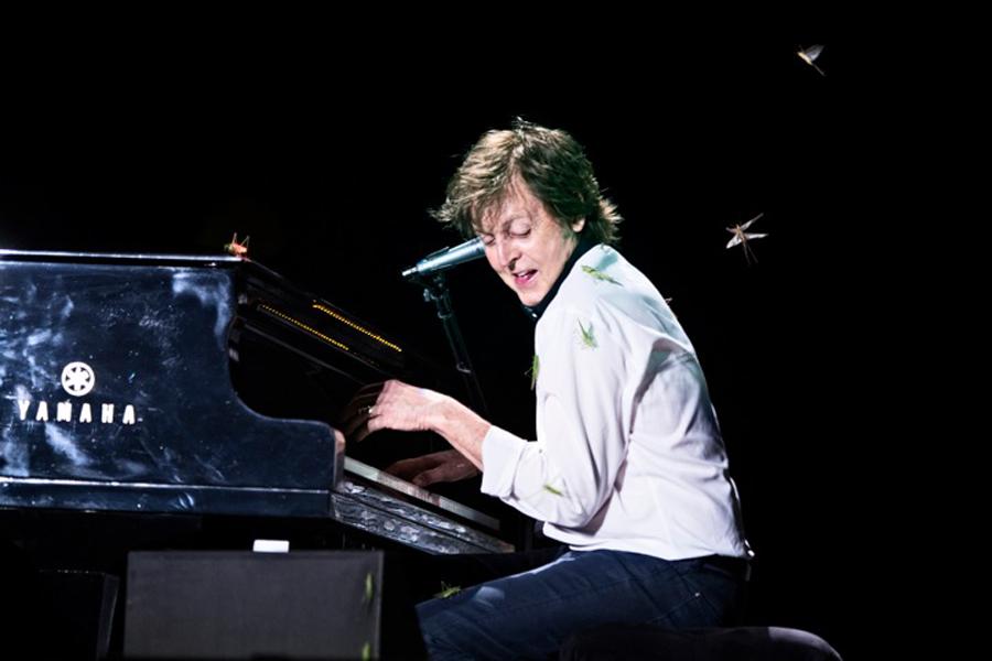 Paul McCartney says he never wants to retire