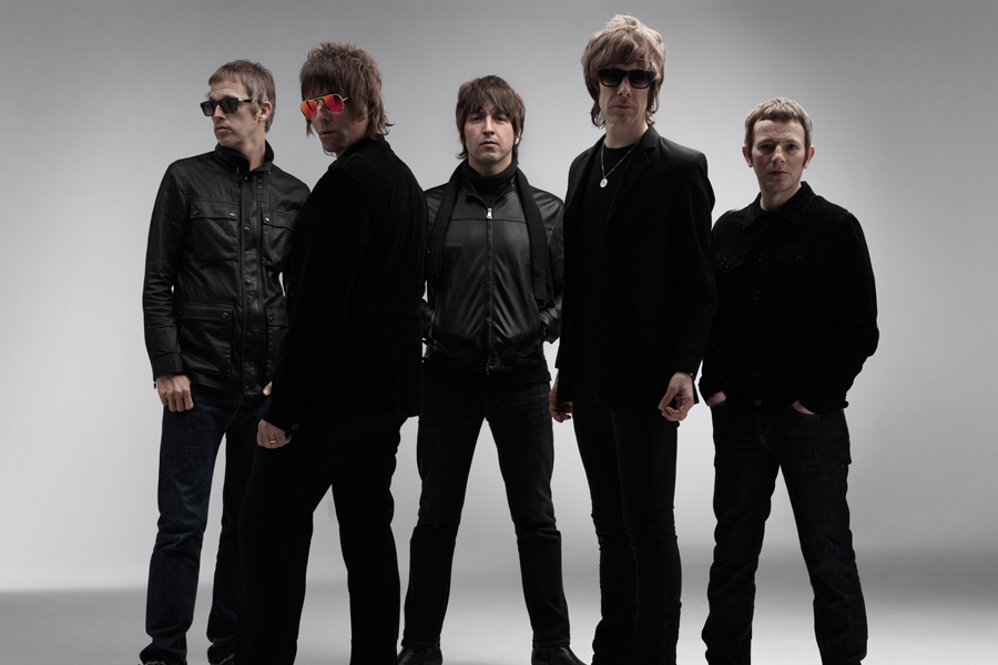 Beady Eye launch new album 'BE' at Rough Trade East instore gig