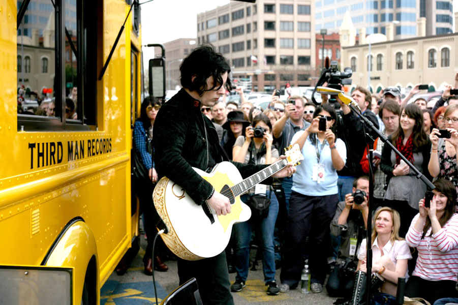 Jack White and Marcus Mumford to perform at New York gig hosted by Coen Brothers