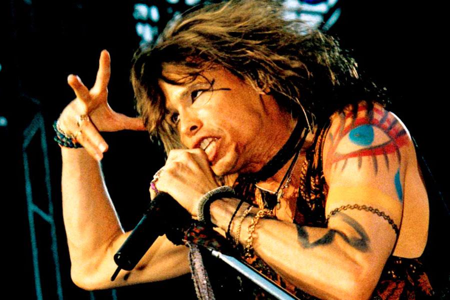 Steve Tyler How I Wrote Aerosmith Amp Run Dmc S Walk This
