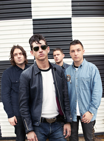 Arctic Monkeys unveil trippy video for 'Why'd You Only Call Me When You're High?' – watch