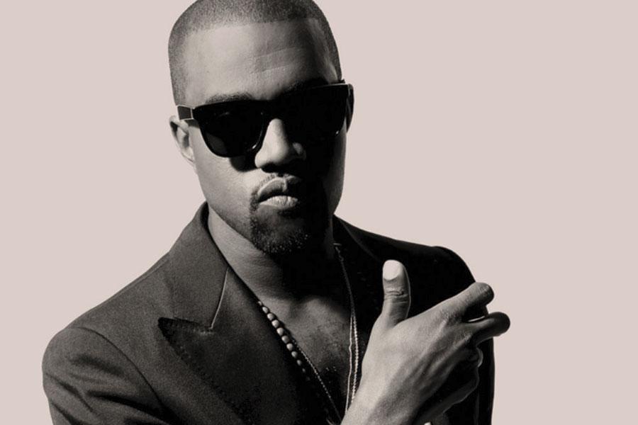 Kanye : Press