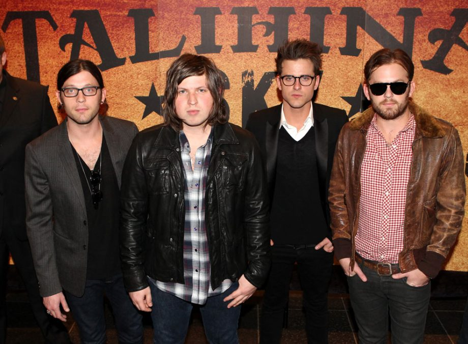 """Kings of Leon: """"Mechanical Bull' is the most immature album ever made'"""