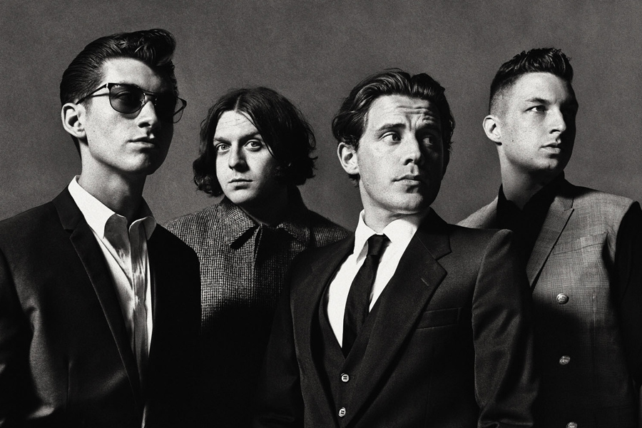 Arctic Monkeys announce new album 'AM'